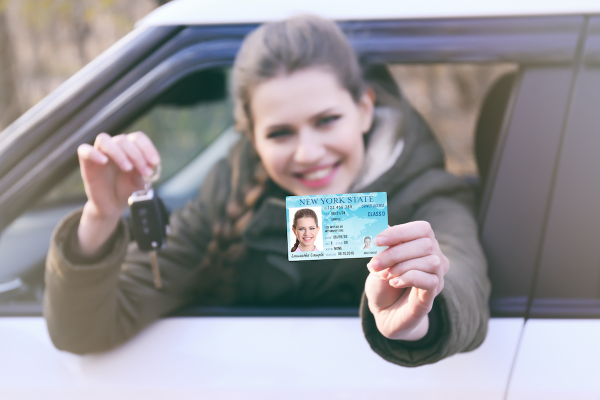 Drivers License US